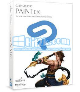 Clip Studio Paint EX 1.6.4 Keygen With Crack Full Version