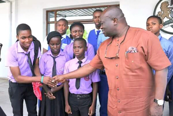 ABIA GOVT COMMITTED TO DIGITAL EDUCATION –AIDE