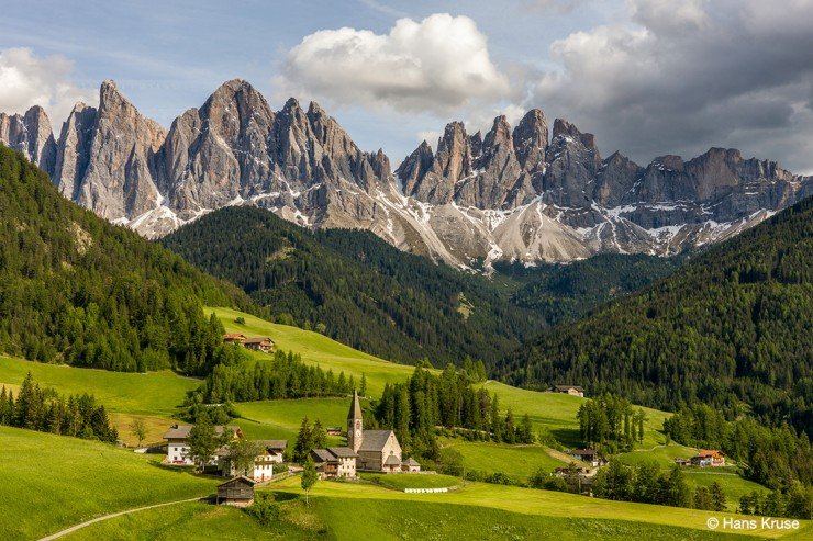 Top 10 Natural Wonders in Italy - The Dolomites