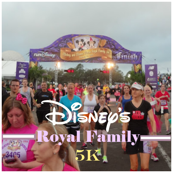 royal family 5k