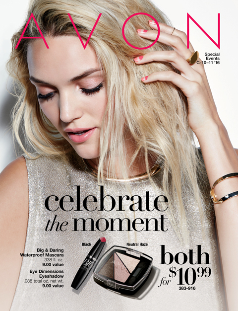 Avon Special Events for campaigns 10 & 11 2016