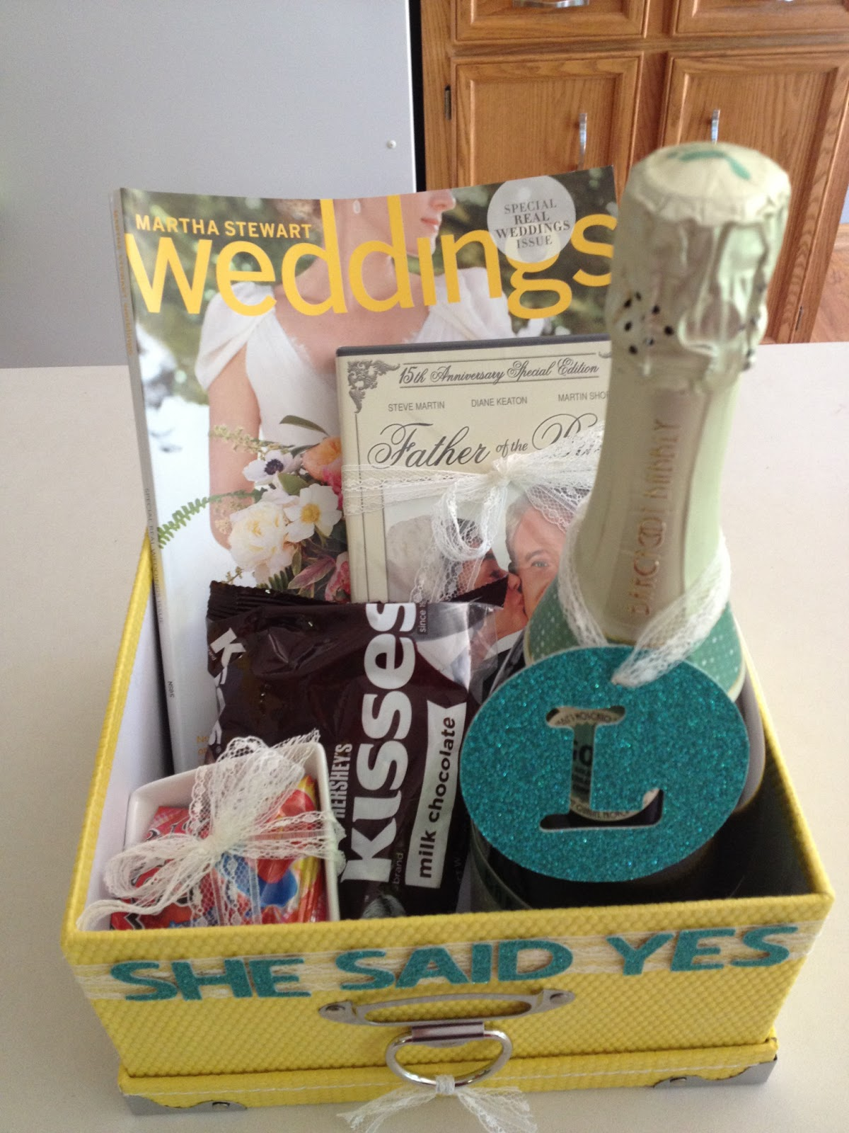 Wedding Couple Gift Ideas: First Comes Love: Engagement Wishes