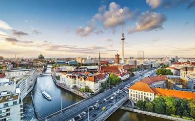 Turismo en Berlín, Alemania
