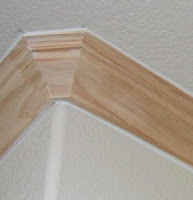 crown molding bullnose