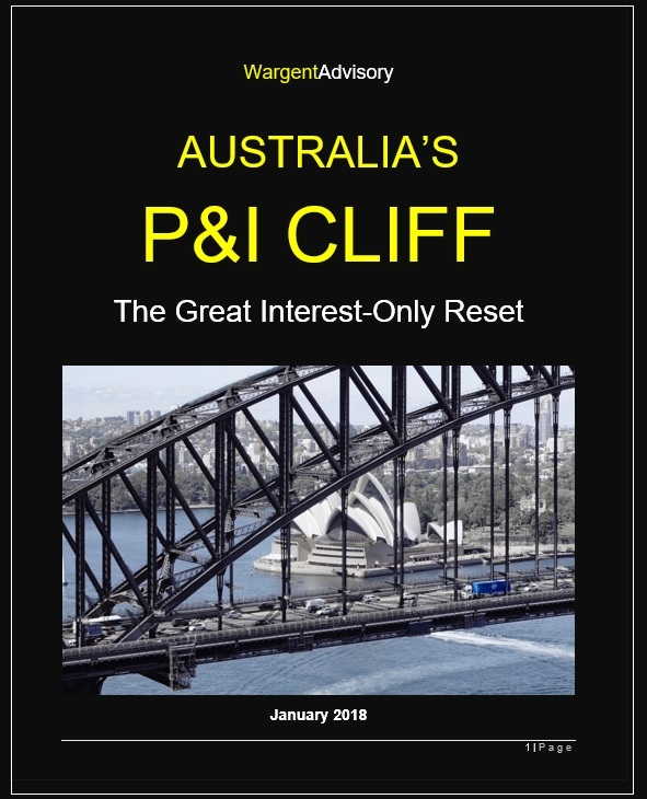 SPECIAL REPORT: AUSTRALIA'S P&I CLIFF (THE GREAT INTEREST-ONLY RESET)