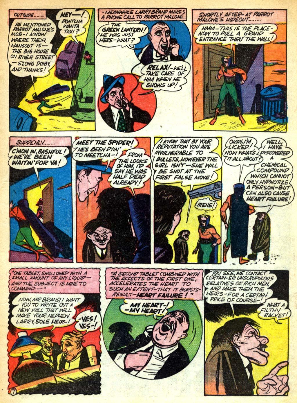 Read online All-American Comics (1939) comic -  Issue #28 - 9