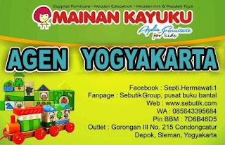 Mainan Kayuku Yogyakarta