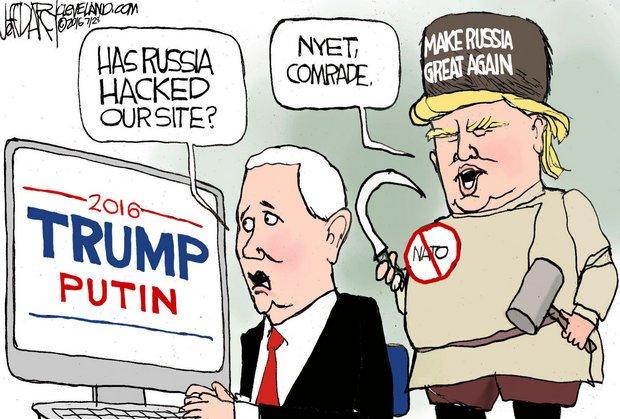 Resultado de imagen de Putin fake news