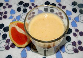 smoothie grejpfrutowe