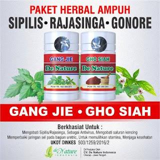 Obat Herbal Penyembuh Kencing Nanah Paling Ampuh dan Bagus