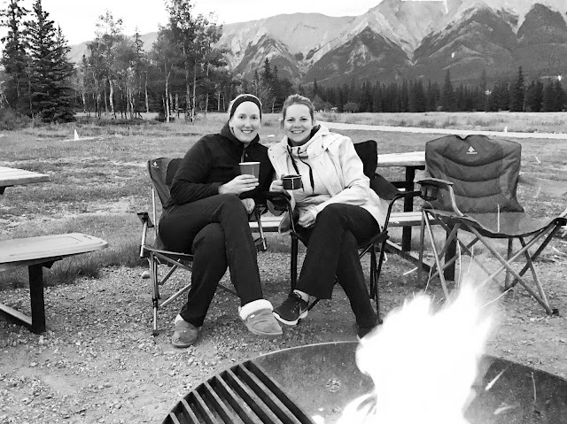 Kootenay Plains, Alberta Group Camping