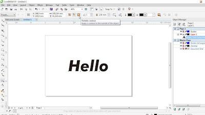 Cara-mudah-membuat-outline-teks-di-coreldraw