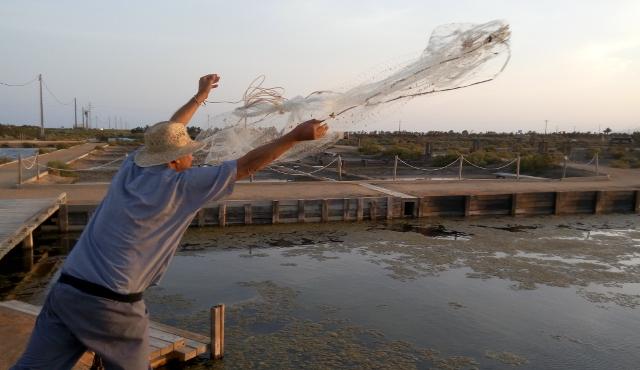 La pesca tradicional