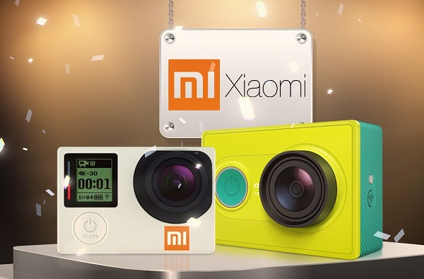 Kamera Go Pro dengan Kamera Xiaomi Yi