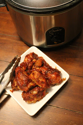 Slow-Cooker Smoky BBQ Pork Ribs and 20+ Game Day Foods #FootballFoods