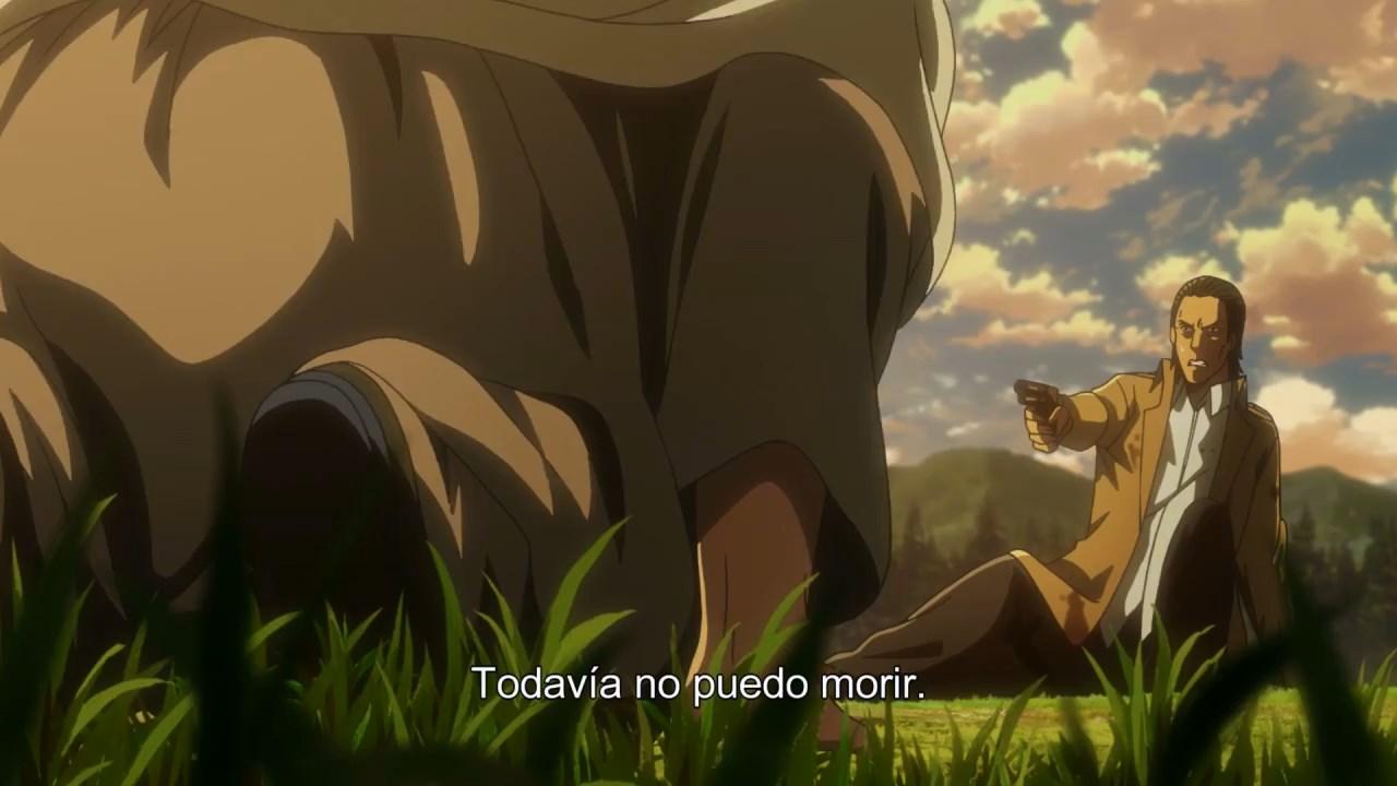 Attack on Titan - Tercera Temporada Capitulo 09