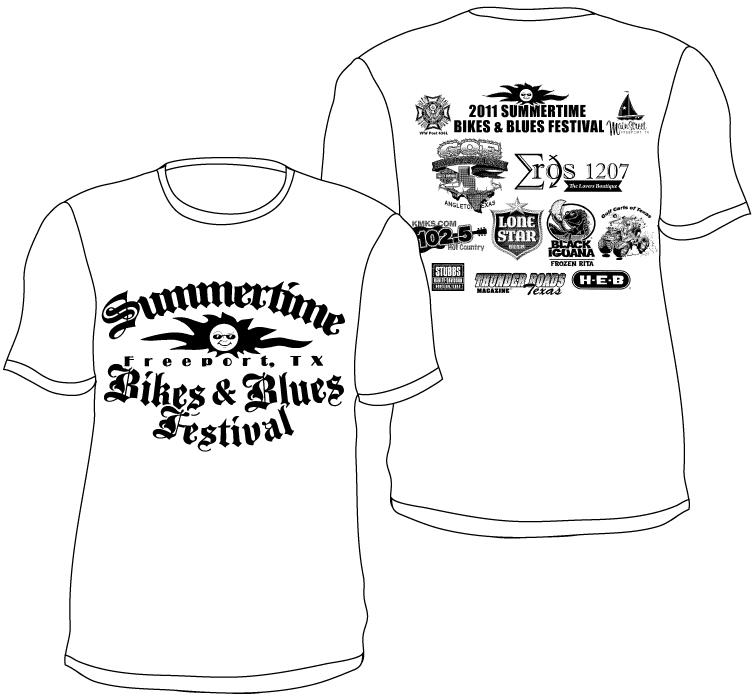2014 SUMMERTIME BIKES 'N BLUES FESTIVAL