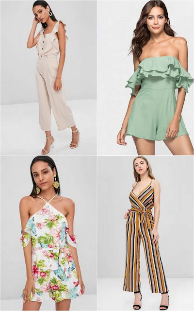 zaful Jumpsuits