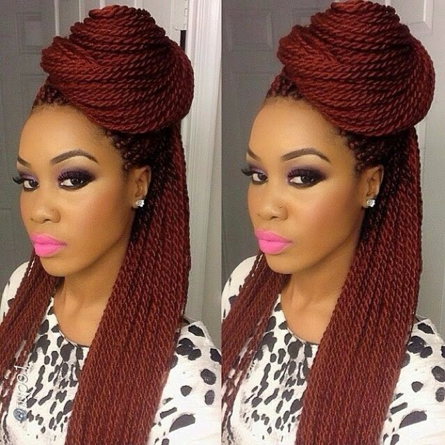 How To Maintain Box Braids And Senegalese Twist Global Couture Blog