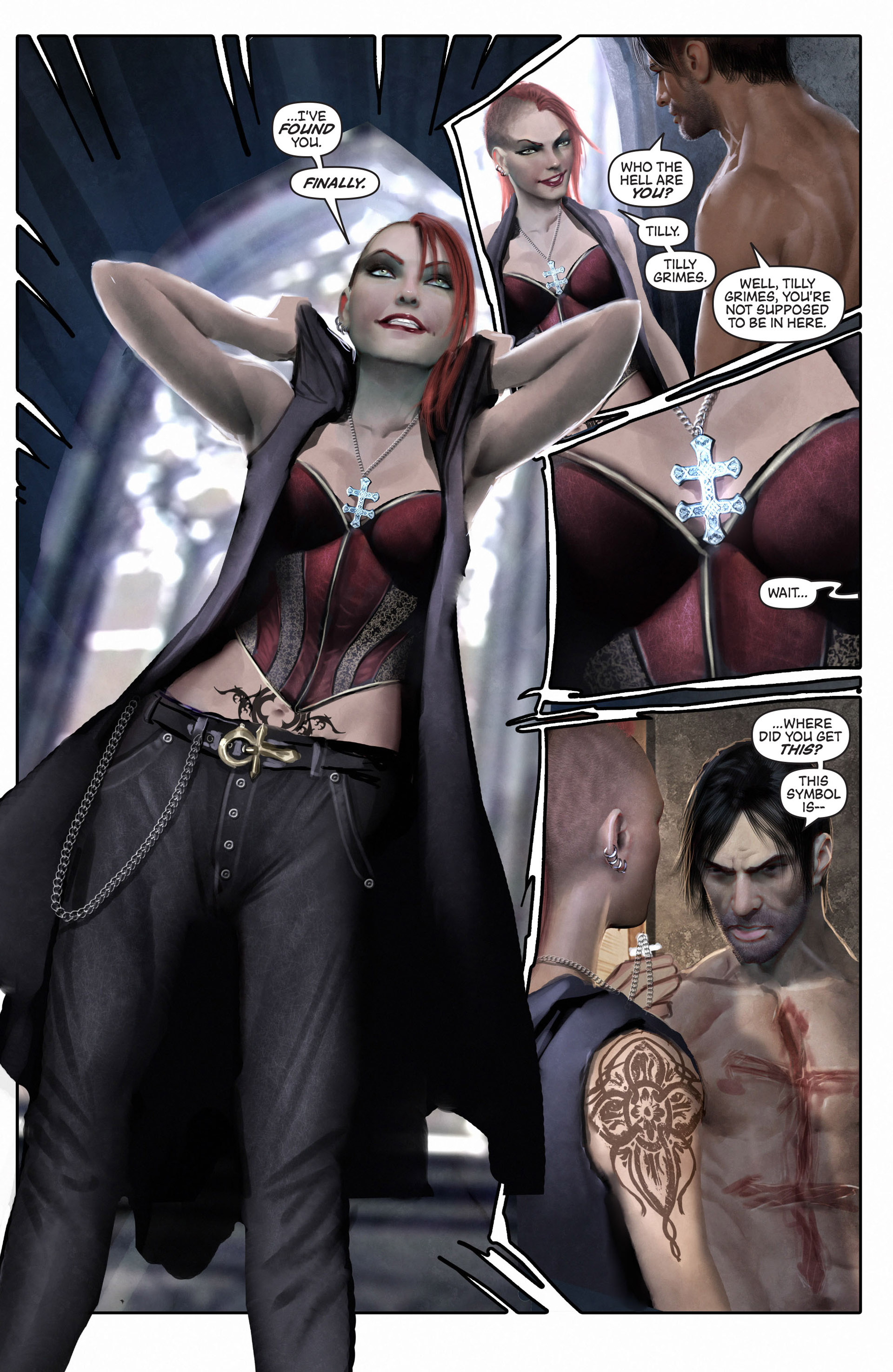 Read online Artifacts comic -  Issue #14 - 25