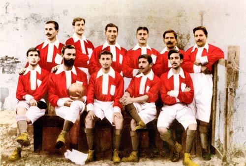 A história do Benfica