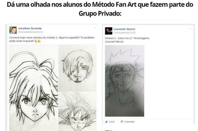 Método de Fan Art