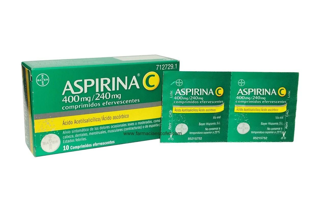 Rostro perfecto con Aspirina C