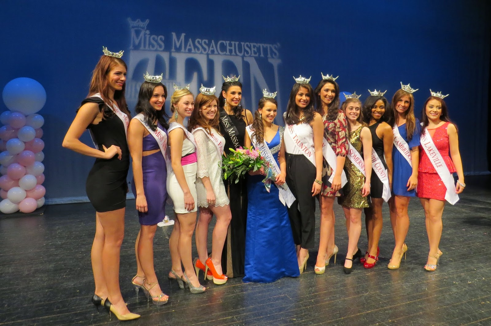 Miss Teen Mass 80
