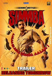 Simmba First Look Poster 2