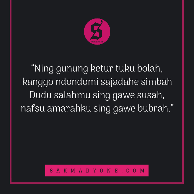 Ucapan Selamat Idul Fitri 2020 Bahasa Jawa