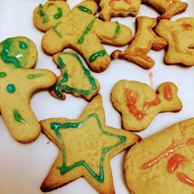 Французский язык для детей, имбирное печенье, готовимся к новому году, детские книжки на французском языке для детей