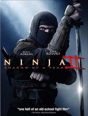 Ninja Shadow of a tear 2013 watch full movie