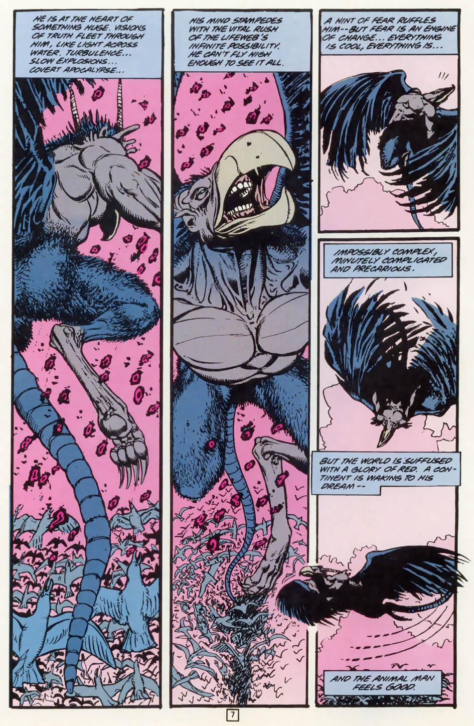 Read online Animal Man (1988) comic -  Issue #75 - 8