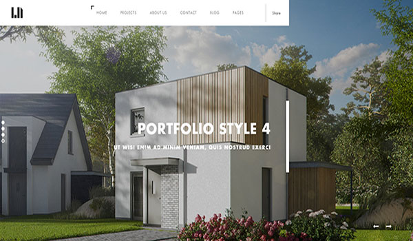 Domik-Creative-Responsive-Architecture-WP-Theme