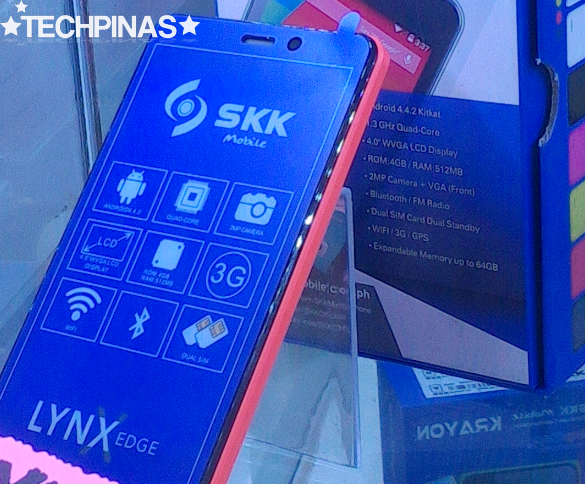 Best Smartphones Under Php 3,000 by SKK Mobile, As of First Half of