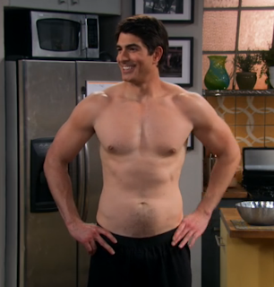 brandon routh workout - photo #12