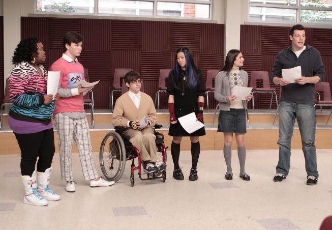 Glee - Season 1 Episode 02: Showmance