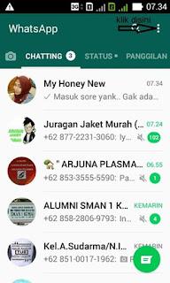 cara menggunakan whatsapp web tanpa scanner