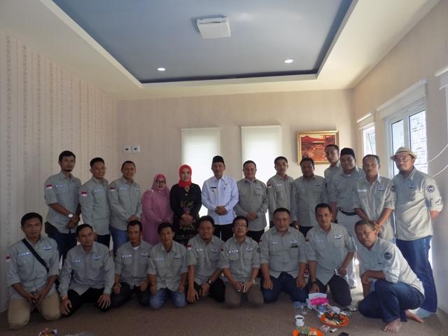 PM-MH Rangkul Relawan dan Non-Relawan