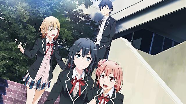Rekomendasi Anime Romance yang Membuat Kalian Terharu Part 2