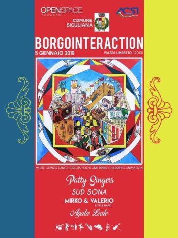 """Sabato la serata dedicata al progetto """"BorgoInteraction"""""""