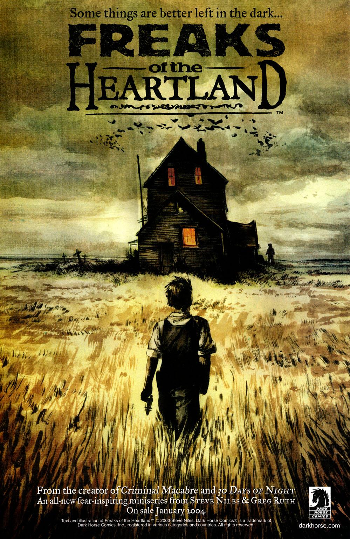 Read online Hellboy: Weird Tales comic -  Issue #6 - 29