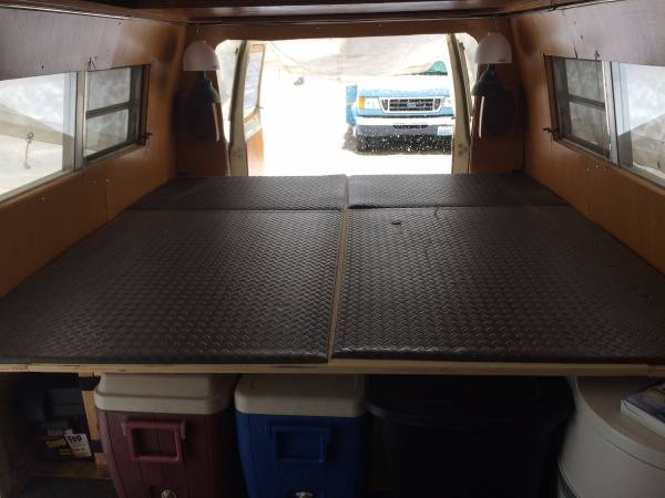 Used RVs 1970 Ford E300 Econoline Camper For Sale by Owner