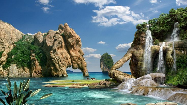 3D Images of Nature