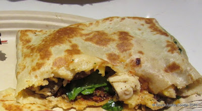 Crepe Crazy South Lamar -- chicken crepe