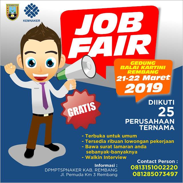 Job Fair Jawa Tengah 2019