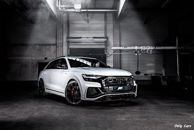Audi Q8 Rebaixado