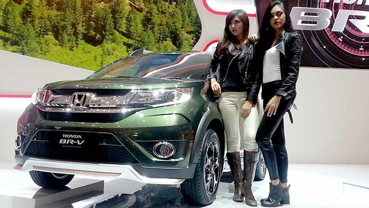 Mobil Honda BRV Bandung