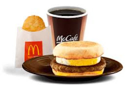 Price of the McDonalds Breakfast Menu In Indonesia