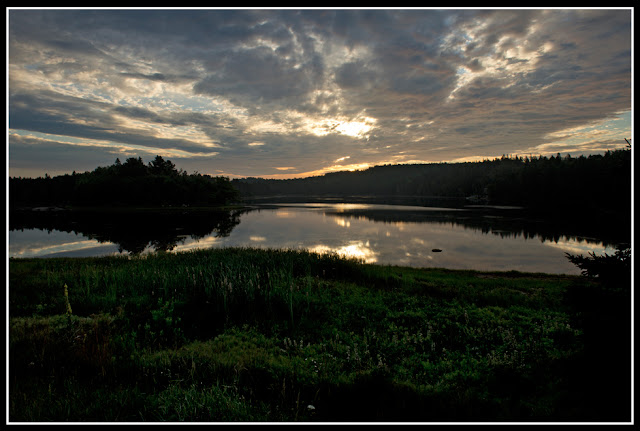 Nova Scotia; Sunrise; Inlet; Dawn; Martimes